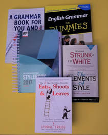 strunk and white commas